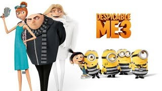 Despicable Me 3 Tamil Dubbed Tamilrockers