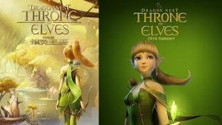 Dragon Nest Throne Of Elves Full Movie