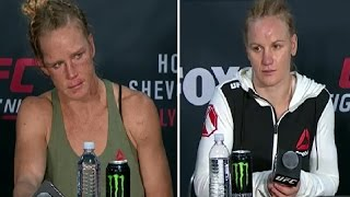 Holly Holm Vs Valentina Shevchenko