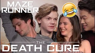Maze Runner 3 The Death Cure Movie