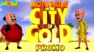Motu Patlu In The City On The Gold Movie