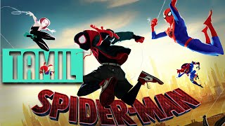 Spider Man Into The Spider Verse Tamil Dubbed Tamilrockers